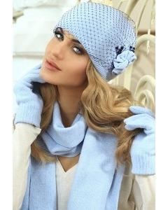 Женская шапка Kamea Bianka