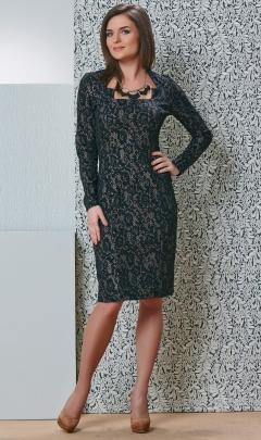 Платье TopDesign B4 147