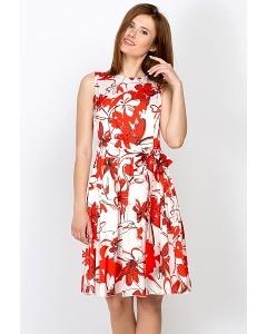 Летнее платье Emka Fashion PL-457/agri