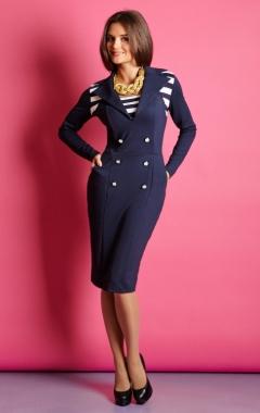 Платье TopDesign B5 093