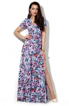 Платье в пол Donna Saggia DSP-33-48t