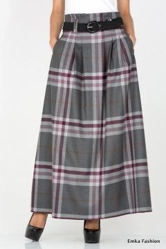 Длинная юбка Emka Fashion 286-oda