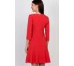 заказать красное платье