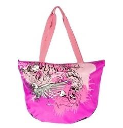 Женская сумка цвета фуксия | ДС-1284