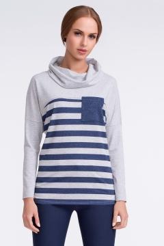 Блузка с воротником хомут Sunwear U09