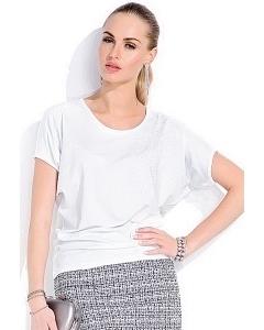 Белая блузка Zaps Loris