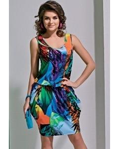 Летнее платье TopDesign A4 009