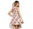 летнее короткое платье