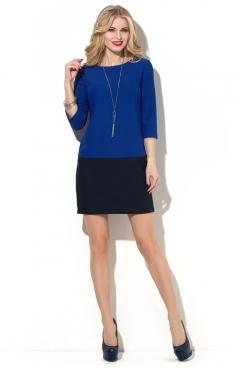 Простое но изящное платье Donna Saggia DSP-136-37t