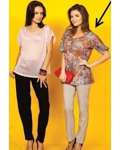 Летняя блузка TopDesign A5 025