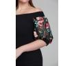 Новогоднее нарядное платье-футляр Donna Saggia DSPB-30-61t