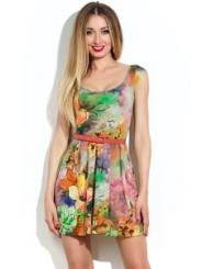 Летнее платье Donna Saggia   DSP-15-68t