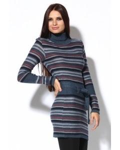 Полосатое платье Remix