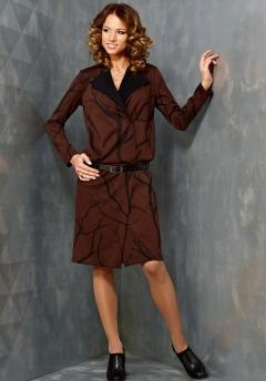Платье TopDesign B3 131