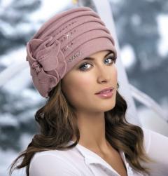 Женская шапка Willi Valencja