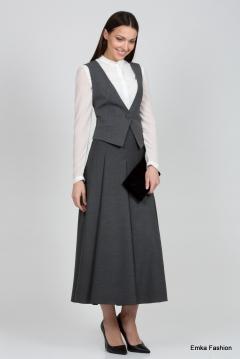 Офисный жилет Emka Fashion GL-002/paloma