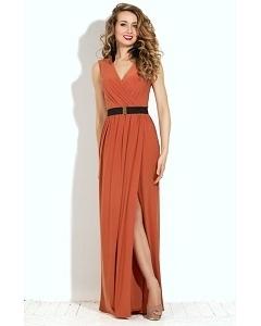 Длинное платье с запахом Donna Saggia DSP-90-12t