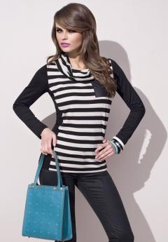 Полосатая блузка Sunwear М17-5