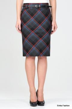 Юбка Emka Fashion 476-roslin