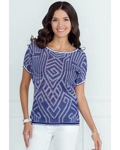 Фиолетовая блузка Andovers 206627