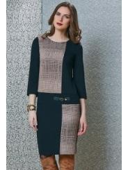 Платье TopDesign B4 116