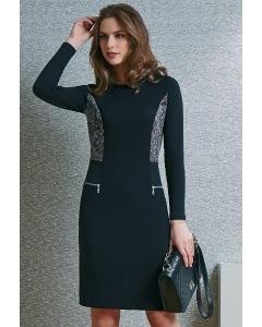 Платье TopDesign B4 013 (осень-зима 2014/2015)