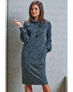 Платье TopDesign B4 102 (осень-зима 2014/2015)