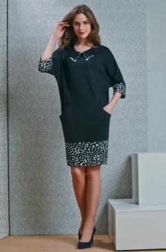 Платье TopDesign Premium B4 048