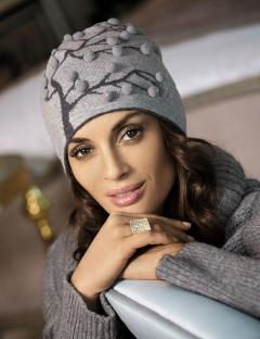 Красивая женская шапка Kamea Jannet
