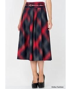 Длинная юбка Emka Fashion 306-nelly