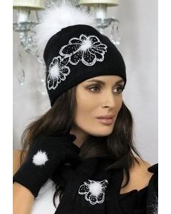 Женская шапка Kamea Agata
