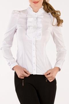 Белая блузка Golub (коллекция Весна 2011)
