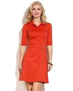 Платье рубашка Donna Saggia DSP-167-3t