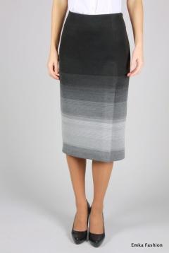 Стильная юбка Emka Fashion