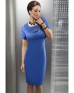 Синее платье Enny | 15017