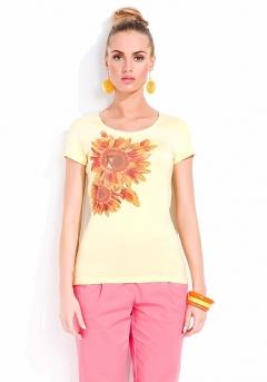 Блузка жёлтого цвета Zaps Sunny