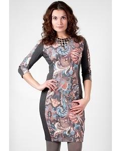Стильное платье Golub П240-1450-1873