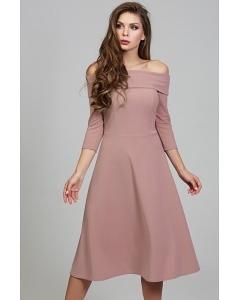 Романтичное платье Donna Saggia DSP-304-17t