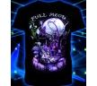 футболка светится в темноте и ультрафиолете