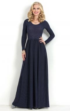 Длинное платье Donna Saggia DSP-69-17t