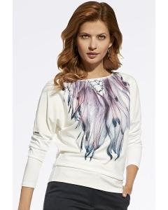 Трикотажная блузка Enny 220051