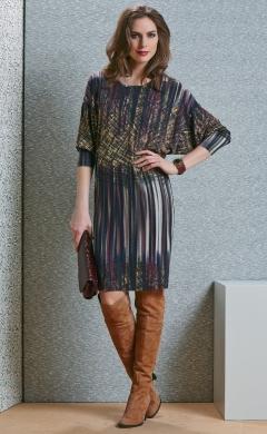 Платье TopDesign (коллекция 2014/2015) B4 097