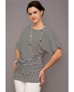 Платье-туника тельняшка | П205-1966