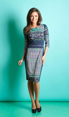 Платье TopDesign B5 027