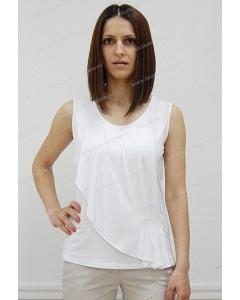 Белая летняя блузка Sunwear N69-1