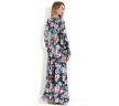 Длинное платье Donna Daggia