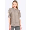 Женская рубашка в полоску Emka b 2214/isariya