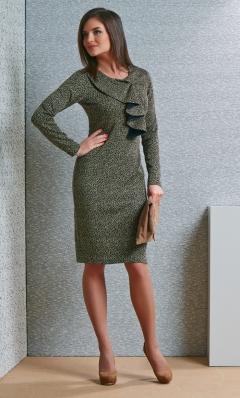 Платье Top Design B4 012