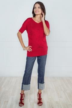 Красная туника Andovers 205507
