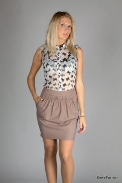 Короткая юбка Emka Fashion